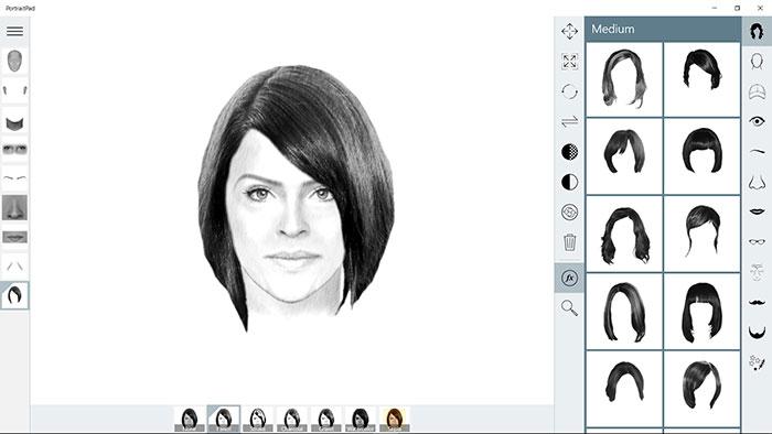 Police sketch artist program